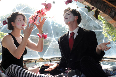 The Dresden Dolls - Interview mit Amanda Palmer / Brian Viglione - 28. April 2006