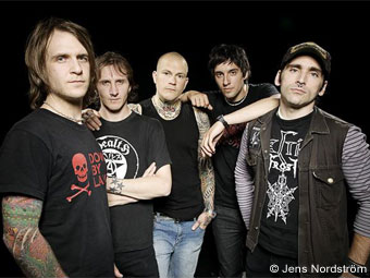 Enemy Alliance - Interview mit Andres Flygare am 13. Dezember 2007, Malm�